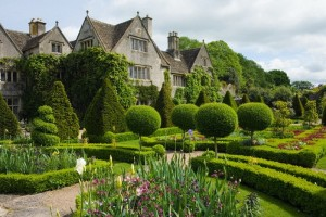 Abbey House Garden and Manor