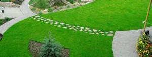 Правильная закладка газона