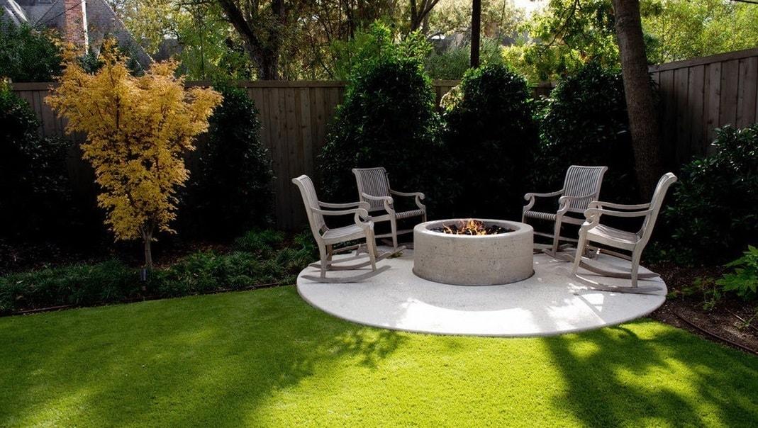 Подбор мебели в зависимости от стиля ландшафтного дизайна